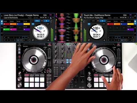 Dance Anthems DJ Mix | Pioneer DDJ-SX3 | Creative DJ Routines