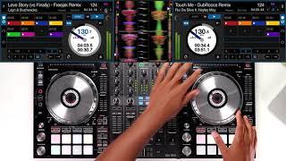 Dance Anthems DJ Mix | Pioneer DDJ-SX3 | Creative DJ Routines