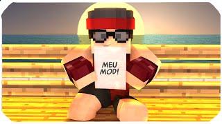Minecraft: O MEU MOD DE PVP?!!