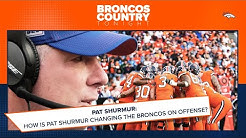 How is Pat Shurmur changing the Broncos on offense? | Broncos Country Tonight