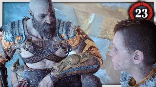 Windą do młota! | God of War 2018 [#23]
