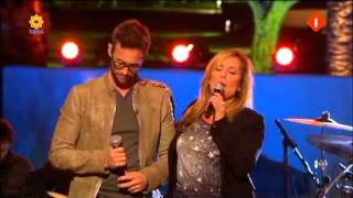 Angela met Charly Luske - I Won't Give Up - De Beste Zangers Van Nederland
