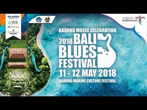 Bali Blues Festival 2018 Day 2