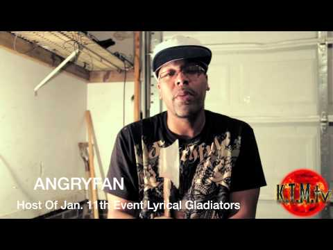 ANGRYFAN Interview With Akili From K.T.Mtv