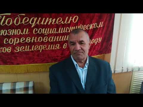 Посёлок Чкаловский разговор о главном с Махмутовым Ядкар Закариевичем