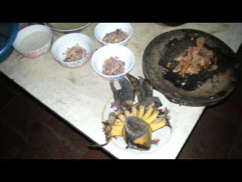 Hướng dẫn làm tiết canh vịt ngan