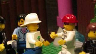 National Lampoons Presents Lego Caddyshack, Tiger woods you can t win them all .wmv