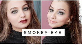 How to create sexy BLUE Smokey eyes ? | One product Smokey eye | Blue smokey eye