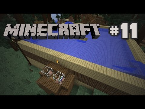 Minecraft - Ep 11 - Iron Farm