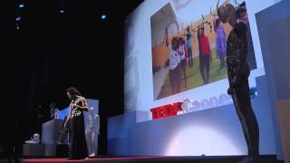 Live your dream: a juggler's story | Gustavo Ollitta | TEDxCannes