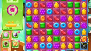 Candy Crush Jelly Saga Level 344  3*  No Boosters