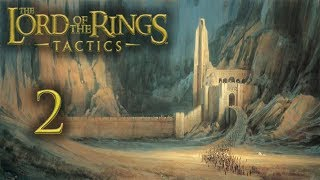 The Lord of the Rings: Tactics [PSP] - Part 2
