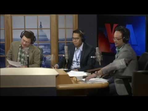 VOA Thai Radio on TV ข่าวสดสายตรงจากวีโอเอภาคพิเศษ 23พ.ค.57