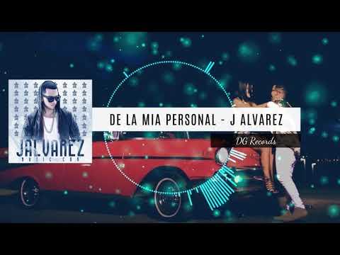J Alvarez - De La Mia Personal (Instrumental + LETRA) Karaoke