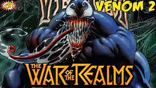 War of Realms || Venom 2 || Marvel Comics In Hindi || #comicverse