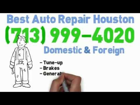 Auto Repair Houston   (713) 999-4020   Houston Auto Repair