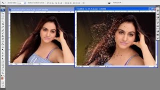 Learn Photoshop in Gujarati -10  Effact on Photo