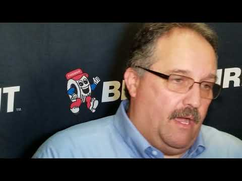 Detroit's Stan Van Gundy after loss to the Rockets