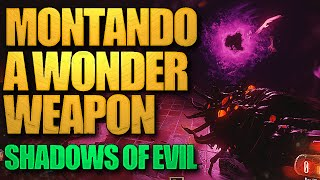 Como montar a WONDER WEAPON de Shadows of Evil - TUTORIAL Servo Abissal - BO3