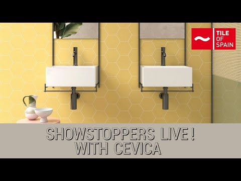 Showstoppers LIVE! with Cevica