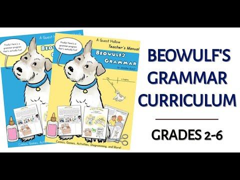Download Beowulf's Grammar || SECULAR GRAMMAR CURRICULUM