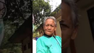Ketika nenek nenek ngomong welcome back
