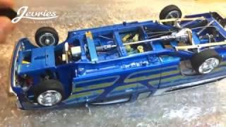 RC lowrider beddancer mini truck part 1