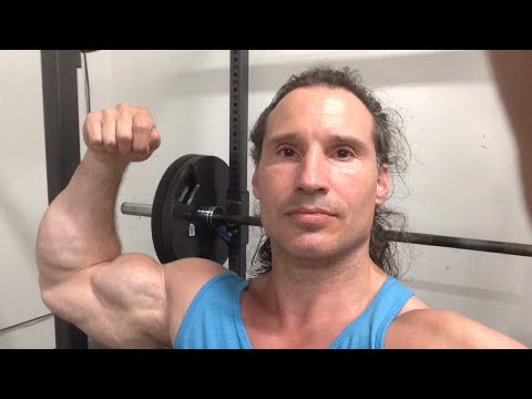 High Reps with 225lbs, LIVESTREAM Natural Bodybuilding Workout