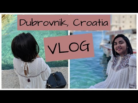 Chilling in King's Landing! | Dubrovnik Vlog | MostlySane