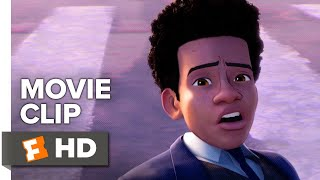 Spider-Man: Into the Spider-Verse Movie Clip - Gotta Go (2018) | Movieclips Coming Soon