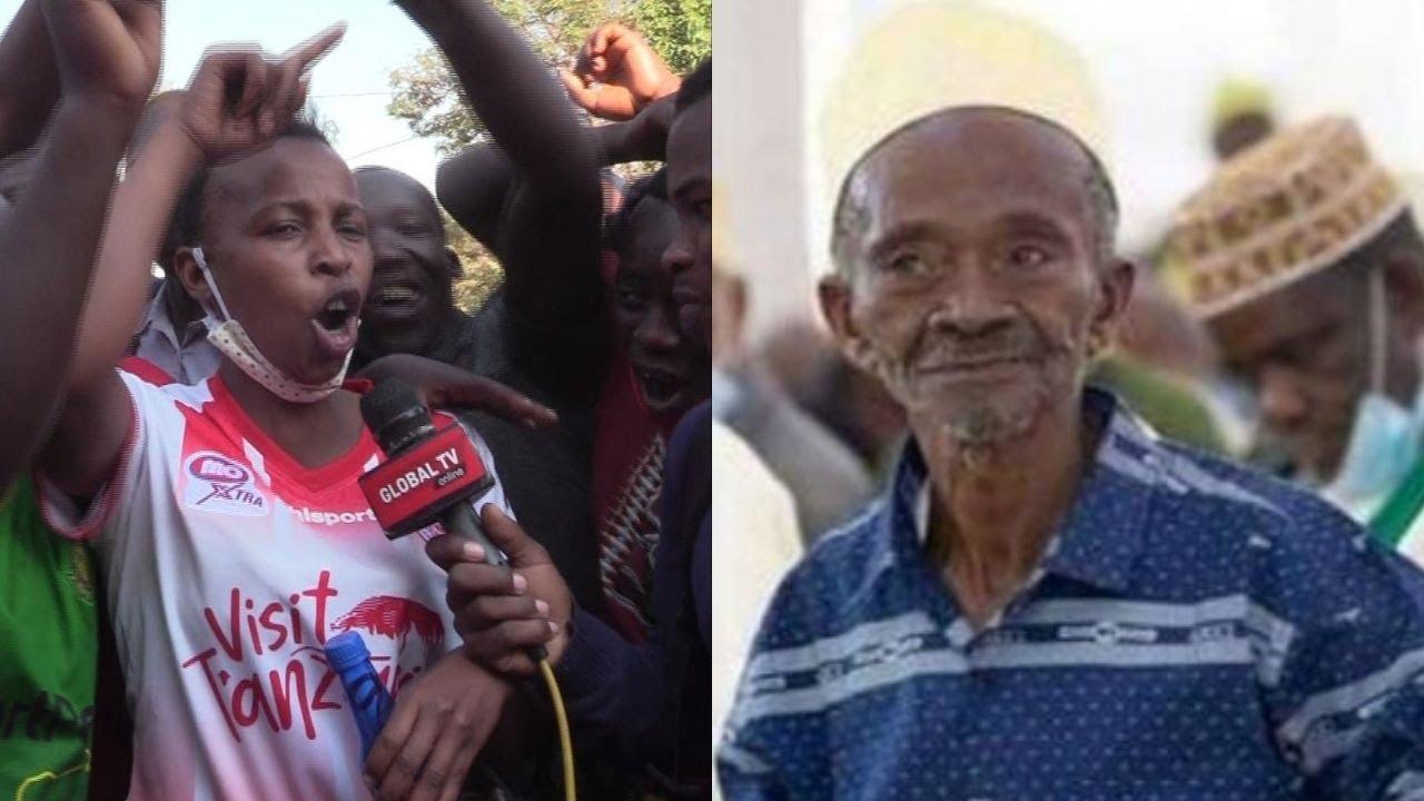 """Download KIMENUKA! MZEE MPILI ANATAFUTWA KIGOMA, DADA AKOMAA - """"SI MWANAUME YULE, NILETEENI"""""""