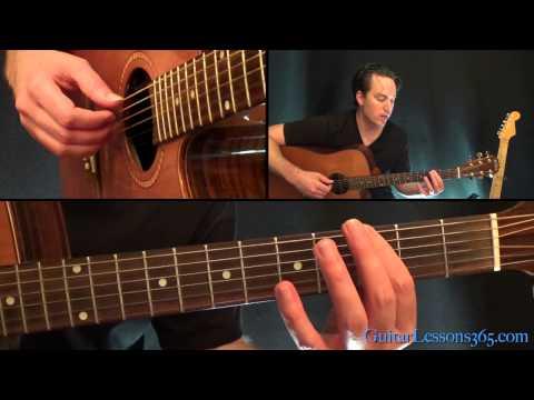 Maybe I'm Amazed Guitar Lesson - Paul McCartney