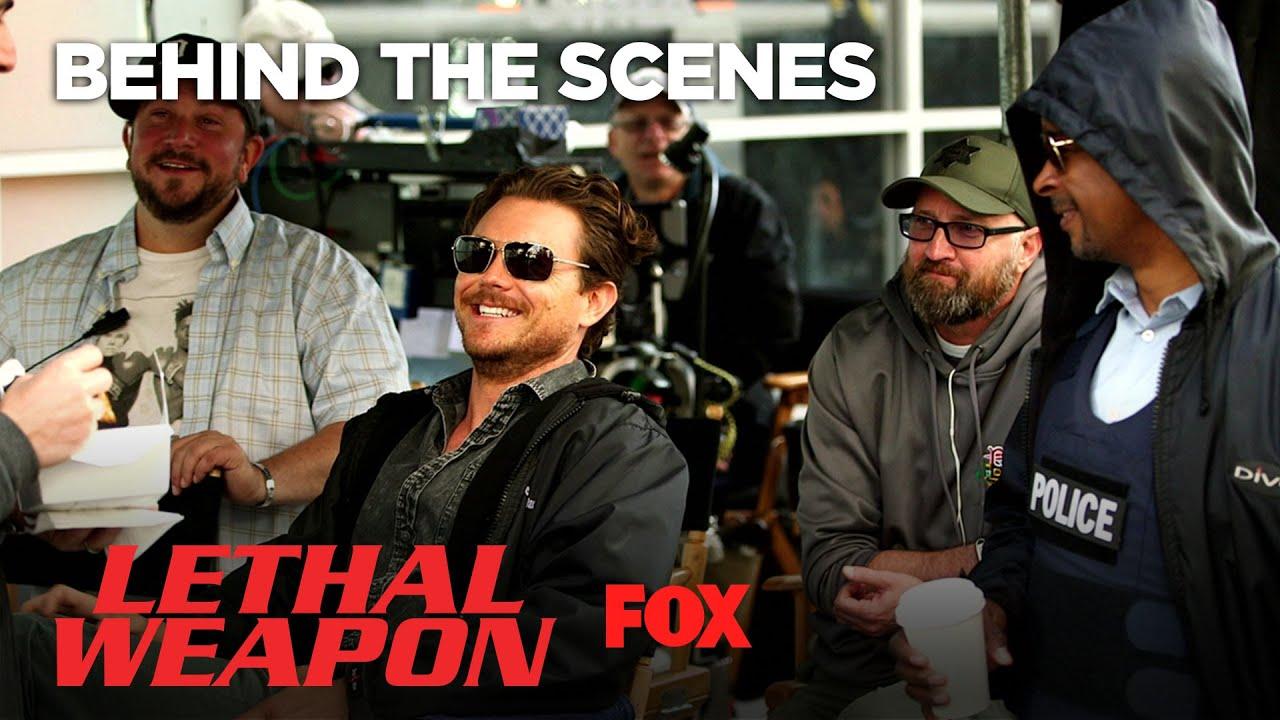 Assistir Lethal Weapon Temporada 1 Episodes 11 S01E11 1x11 - Lawmen - Legendado Dublado Online HD