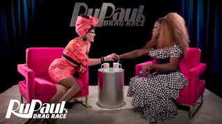 The Pit Stop S12 E3 | Thorgy Thor Kikis With Bob | RuPaul's Drag Race