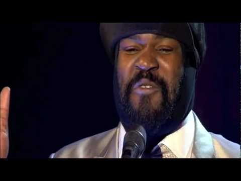 Gregory Porter sings 'Up On The Roof' from 'Carole King & Friends at Christmas'