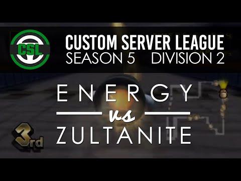 [CSL S5 W1] Energy vs Zultanite