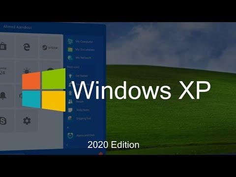Windows XP 2020 Edition