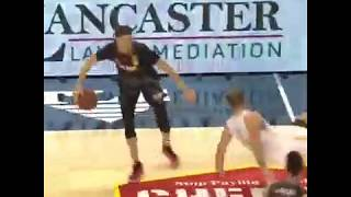 LaMelo Ball with the DOUBLE ANKLE-BREAKER in his NBL debut!