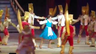 DISNEY ON ICE LA BELLA Y LA BESTIA (video 494)