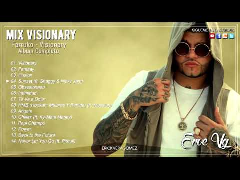 Erve Vg - Mix Visionary (Álbum Completo Visionary - Farruko)
