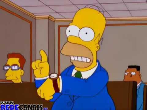 Os Simpsons – Homer, o Moe – clip2