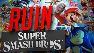 The ONE ELEMENT that can RUIN Super Smash Bros. Ultimate (Theory/Analysis)