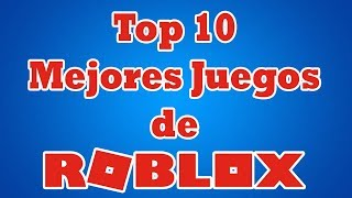 Top 10 of Roblox's best games (my opinion)