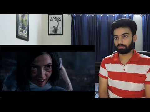 Alita: Battle Angel | Official Trailer [HD] | 20th Century FOX | REACTION REVIEW
