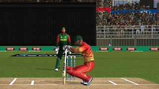1st T20 Bangladesh Vs Zimbabwe Real Cricket 19 Full Tri Series Match Gameplay Highlights