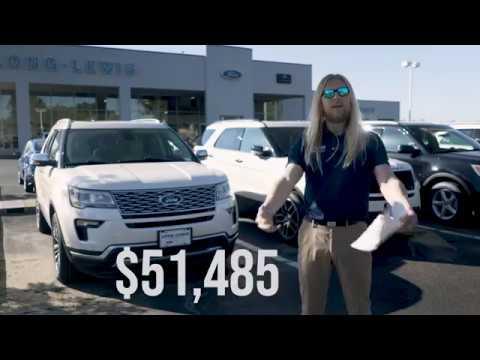 2019 Ford Explorer Platinum Park Assist