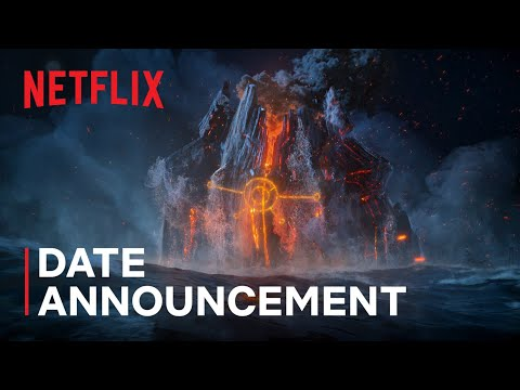 Trollhunters: Rise of the Titans | Guillermo del Toro | Date Announcement | Netflix