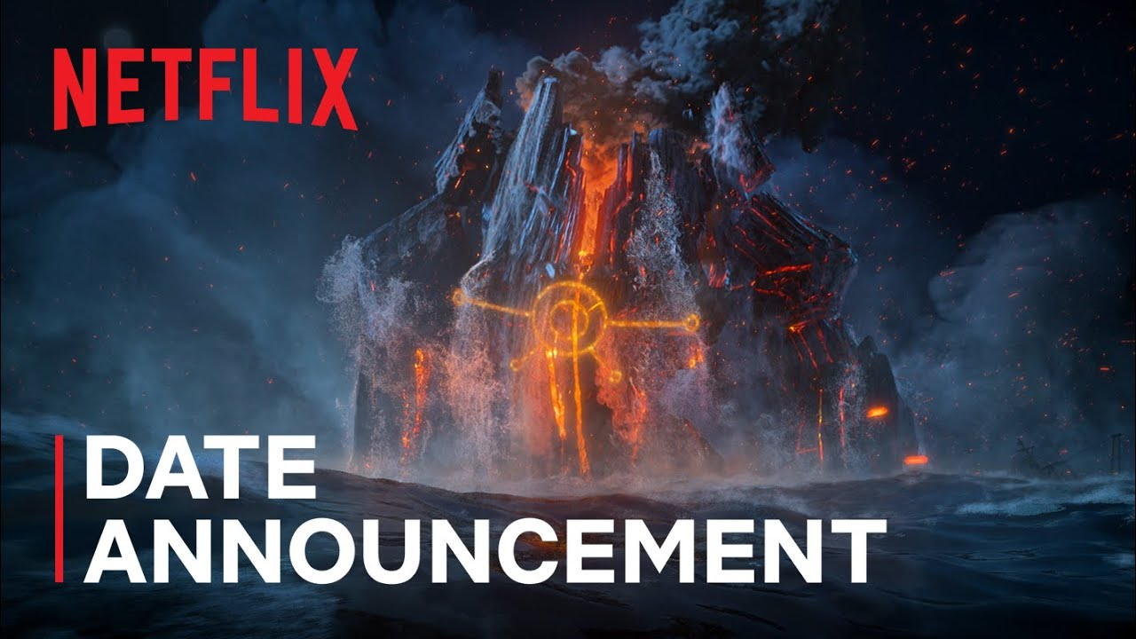 Download Trollhunters: Rise of the Titans | Guillermo del Toro | Date Announcement | Netflix