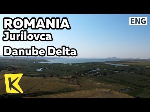 【K】Romania Travel-Jurilovca[루마니아 여행-주릴로브카]/Danube Delta/Wetland/Danube river/Black sea/Bird