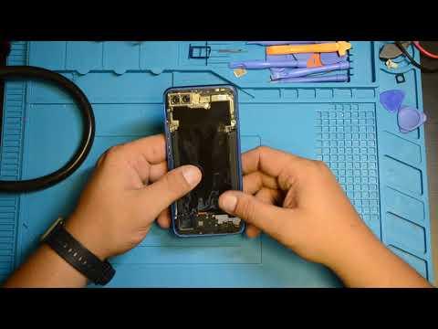 Как разобрать Huawei Honor 10, инструкция по разбору смартфона. How To Disassemble Smartphone